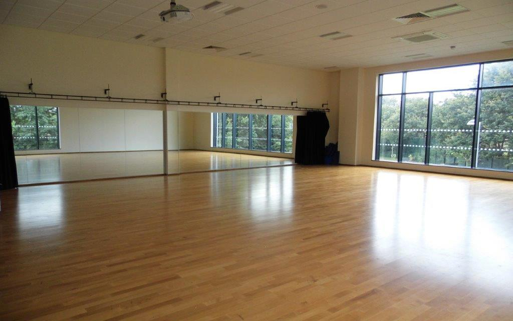 Excellent Dance and Drama facilities