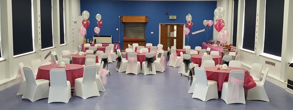 Regular main hall 4