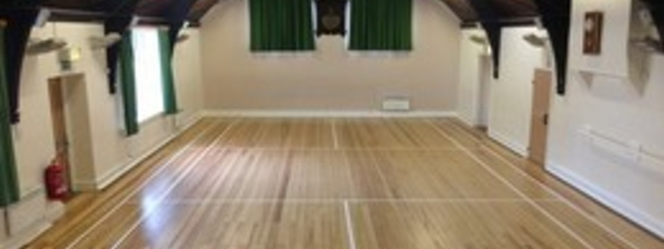 Regular thumb main hall