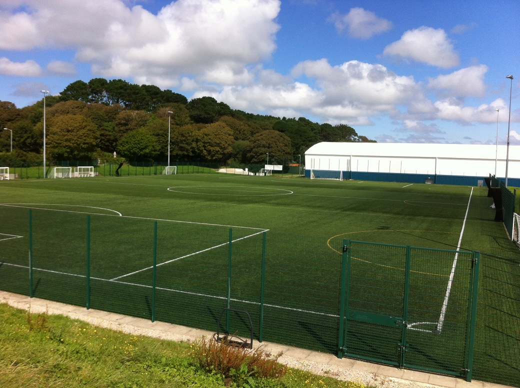Book our 3G pitch for your weekly football practice...