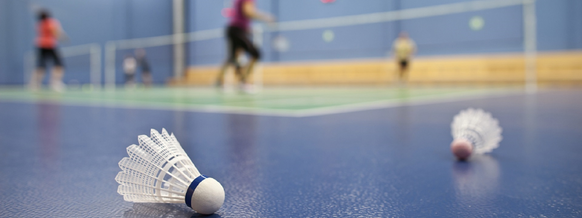 Hire our excellent sports facilities