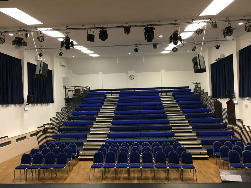 Hire our Theatre...